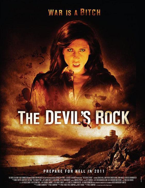 The Devil's Rock Poster #1