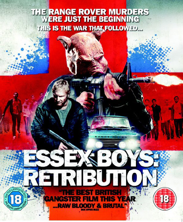 Essex Boys Retribution Poster #1