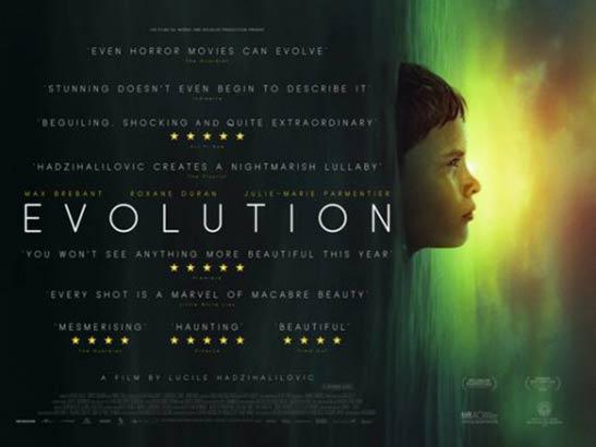 Evolution Poster #2