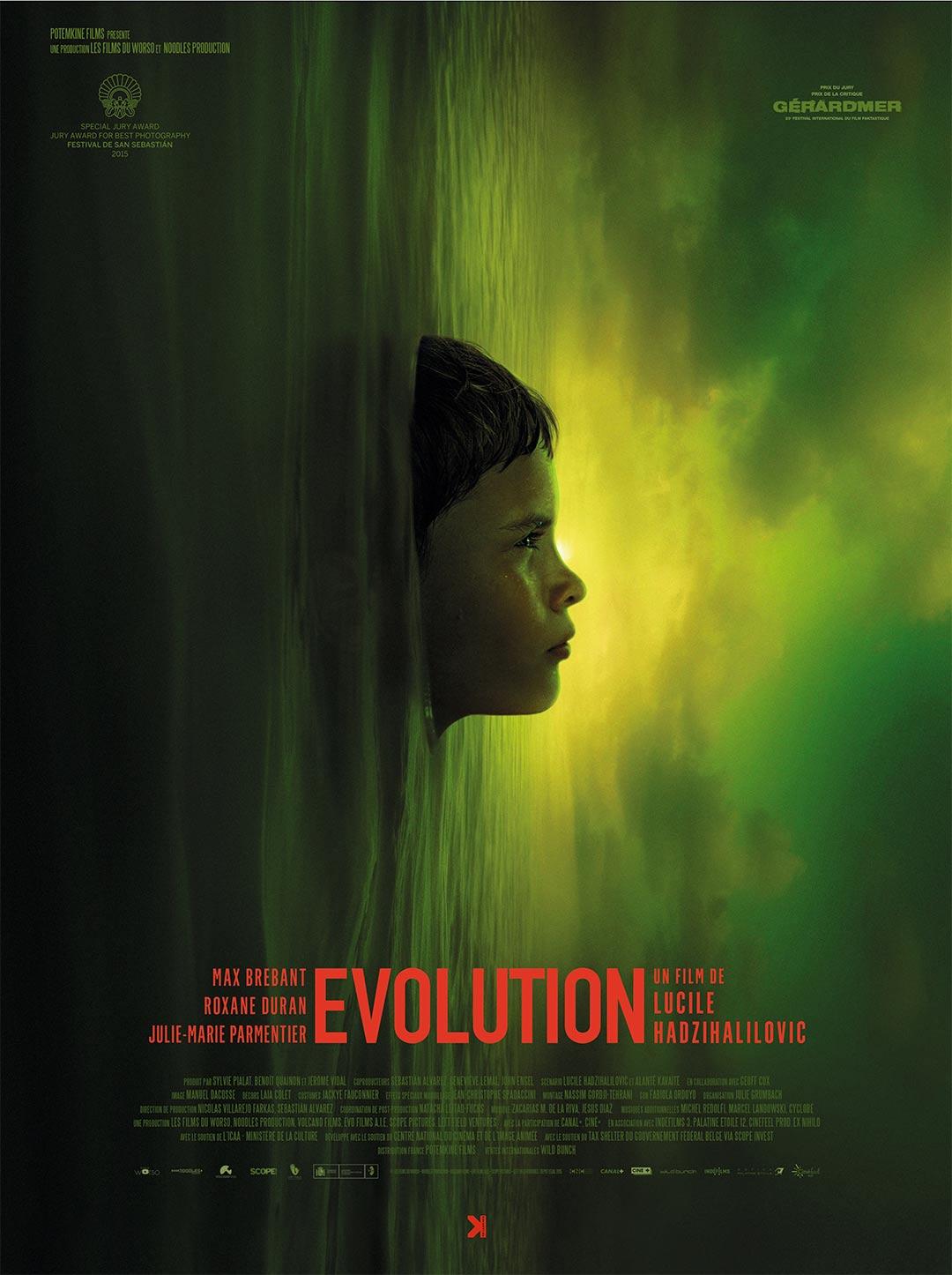 Evolution Poster #1