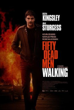 Fifty Dead Men Walking Poster #1