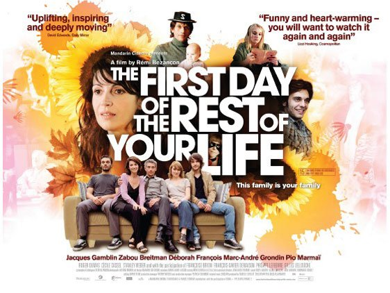 The First Day of the Rest of Your Life Poster #1