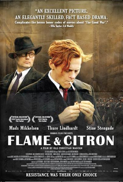 Flame & Citron Poster #2