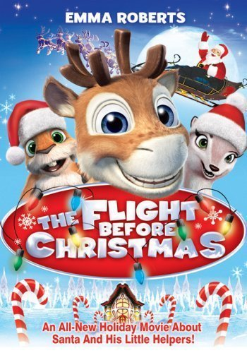 The Flight Before Christmas Poster #1