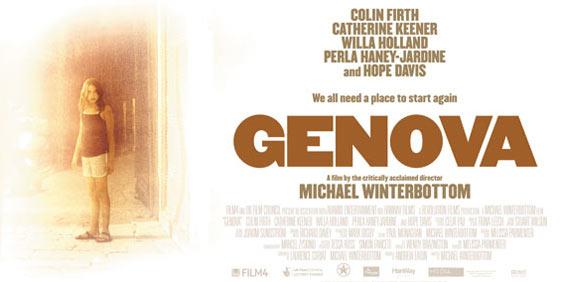 Summer in Genoa Poster #2