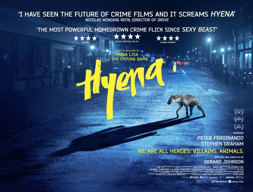 Hyena Poster #1