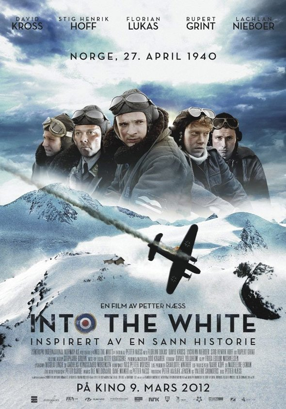Into the White Poster #1