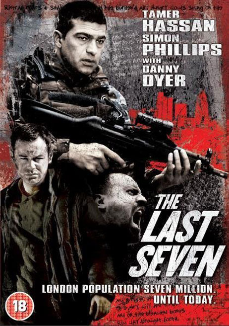 The Last Seven Poster #1