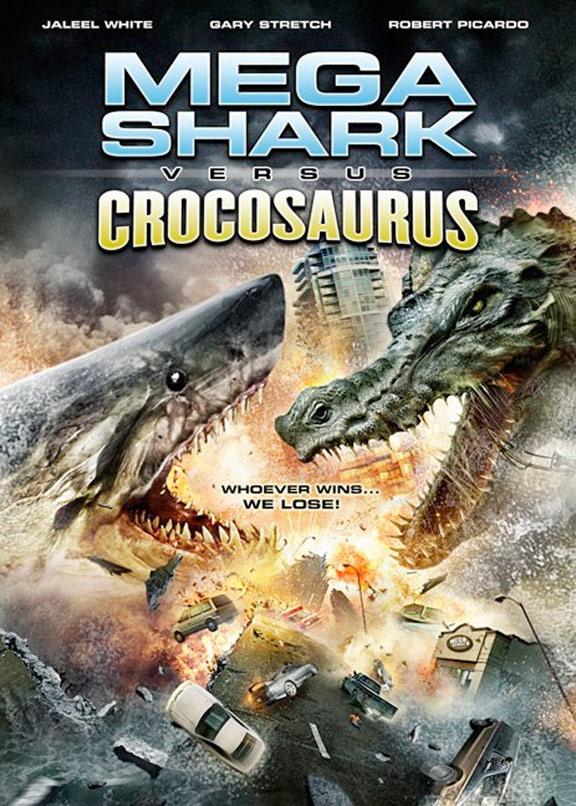 Mega Shark vs Crocosaurus Poster #1