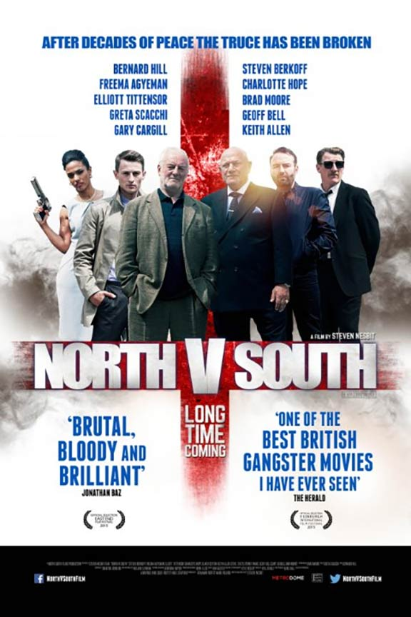 North v South Poster #1