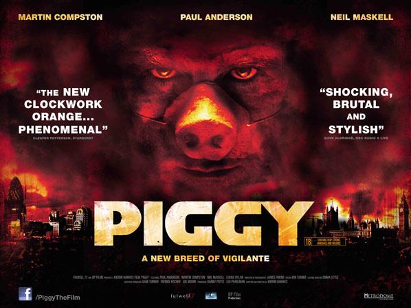 Piggy Poster #1