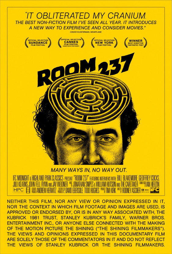 Room 237 Poster #6