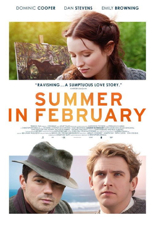 Summer in February Poster #1
