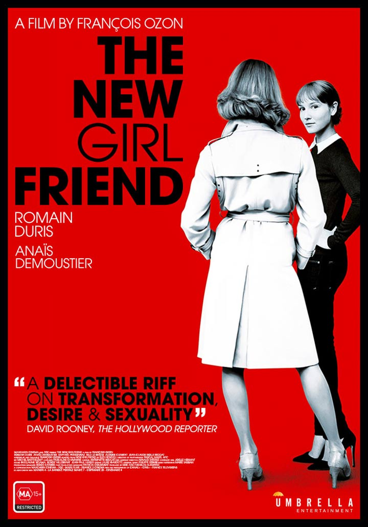 The New Girlfriend Poster #2