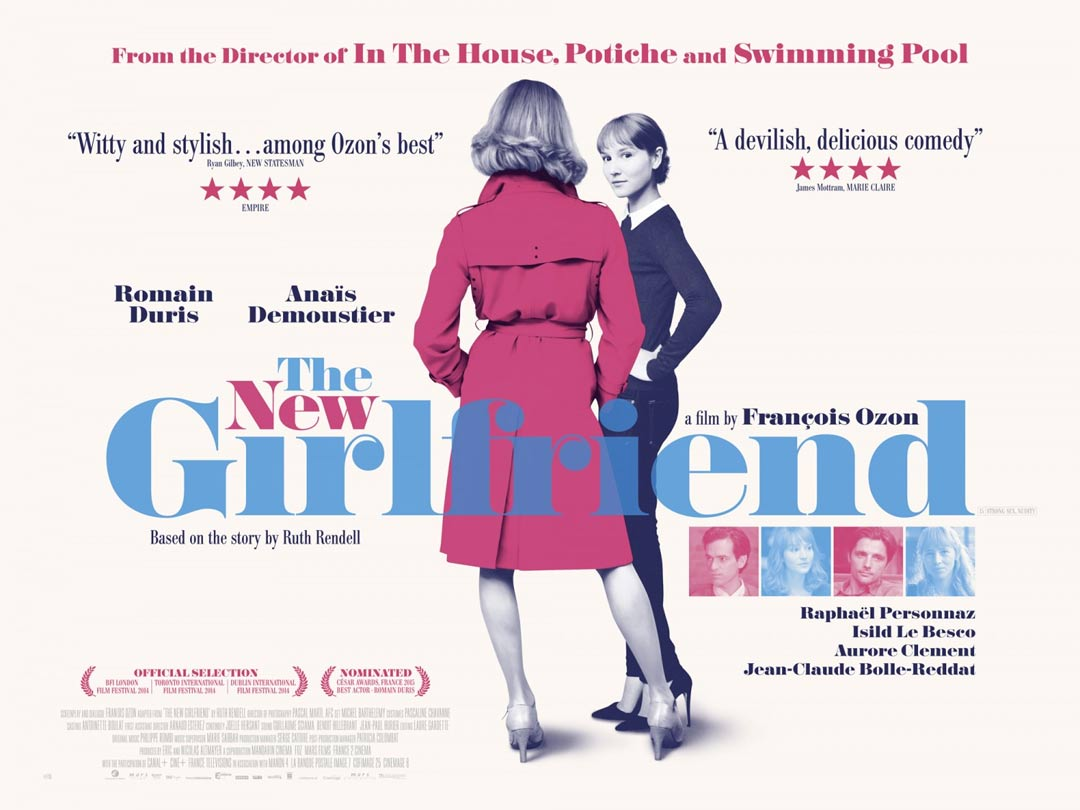 The New Girlfriend Poster #1