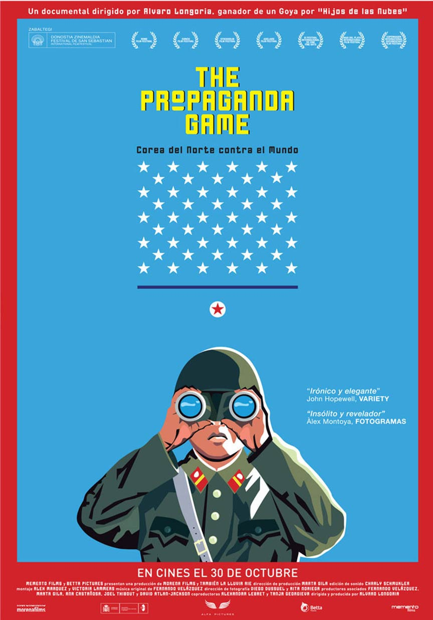 The Propaganda Game Poster #1