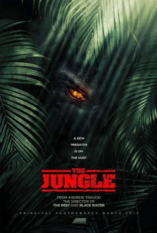 The Jungle Poster #1
