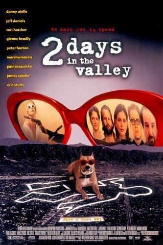 2 Days In The Valley Poster #1