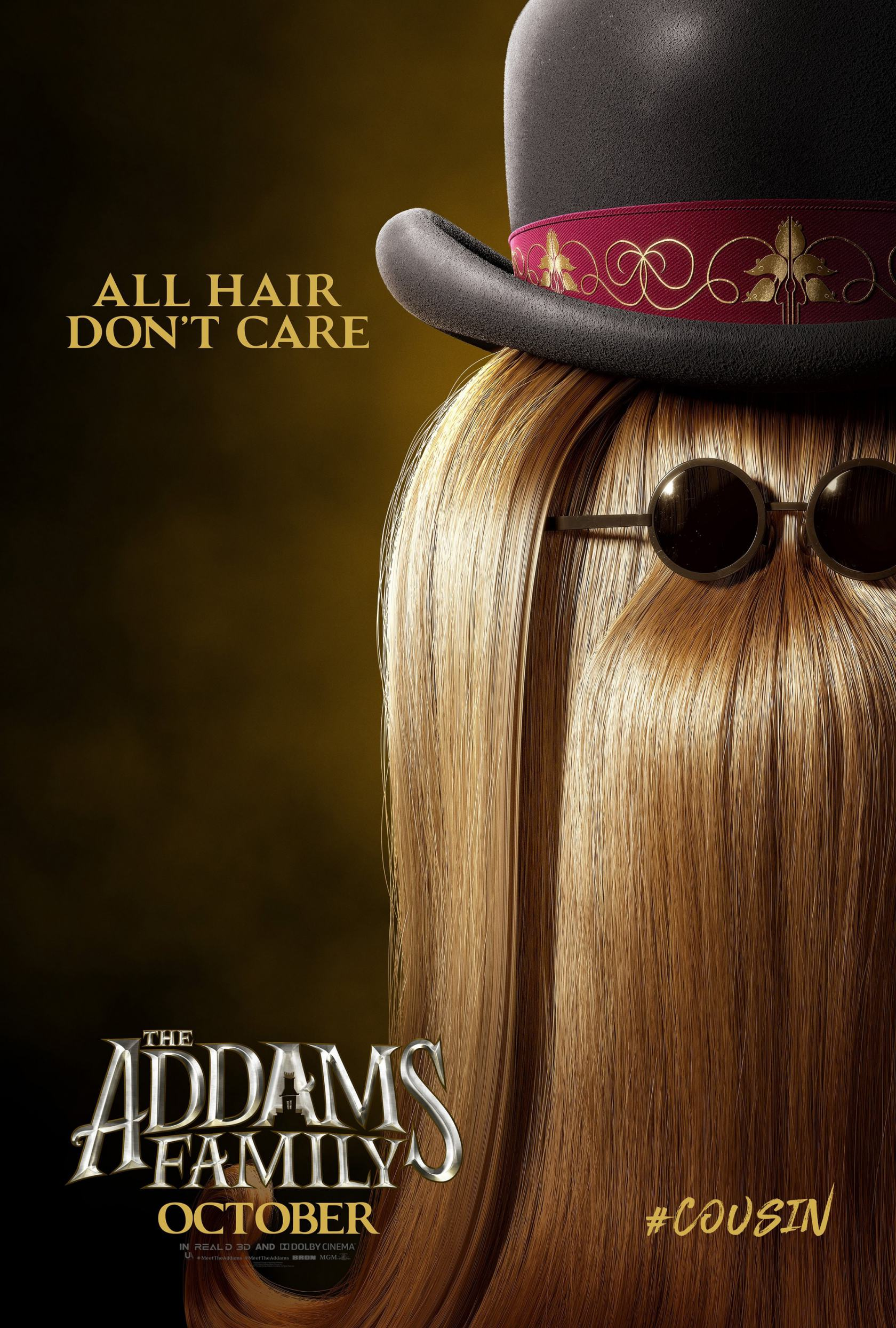 The Addams Family Poster #3
