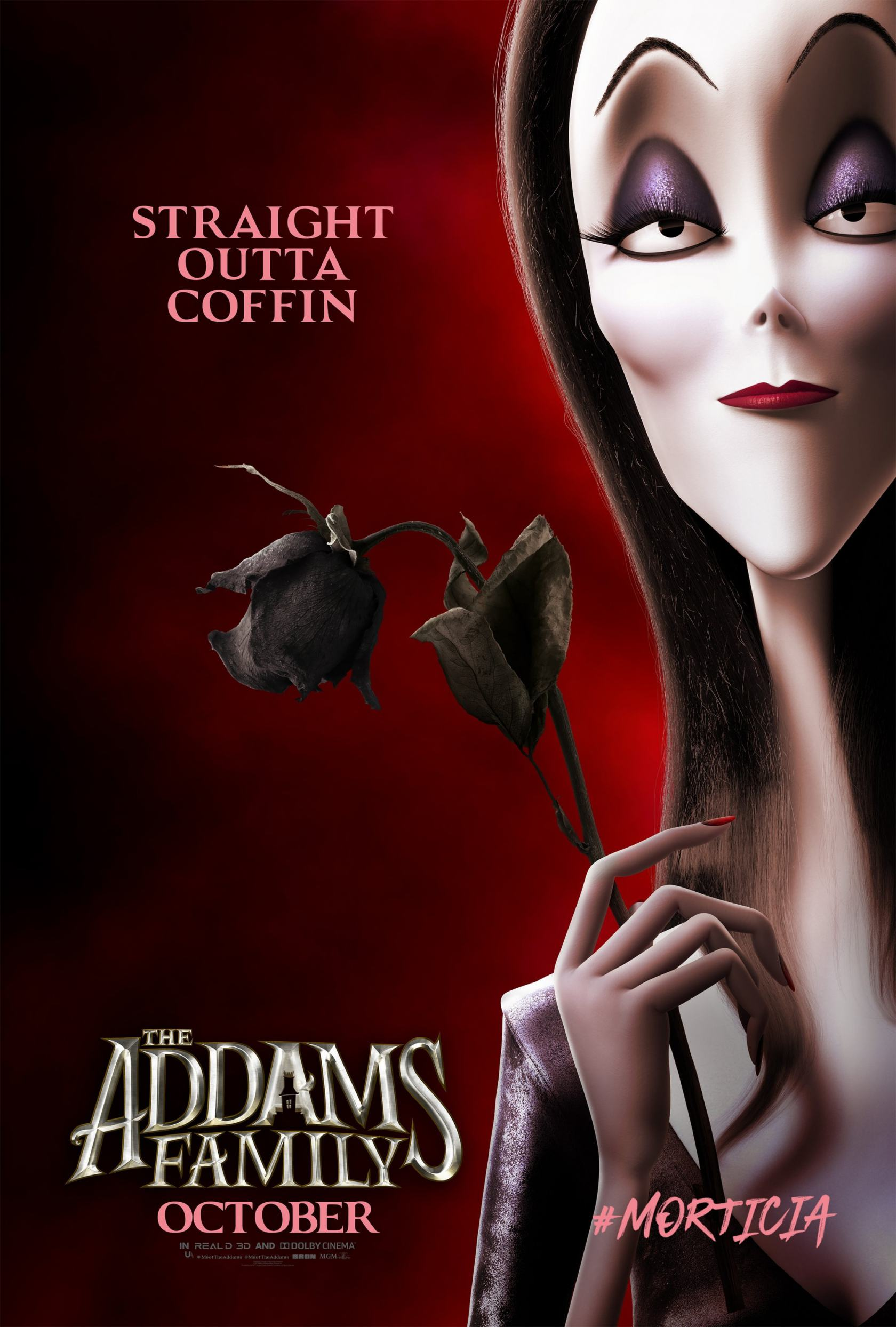 The Addams Family Poster #4