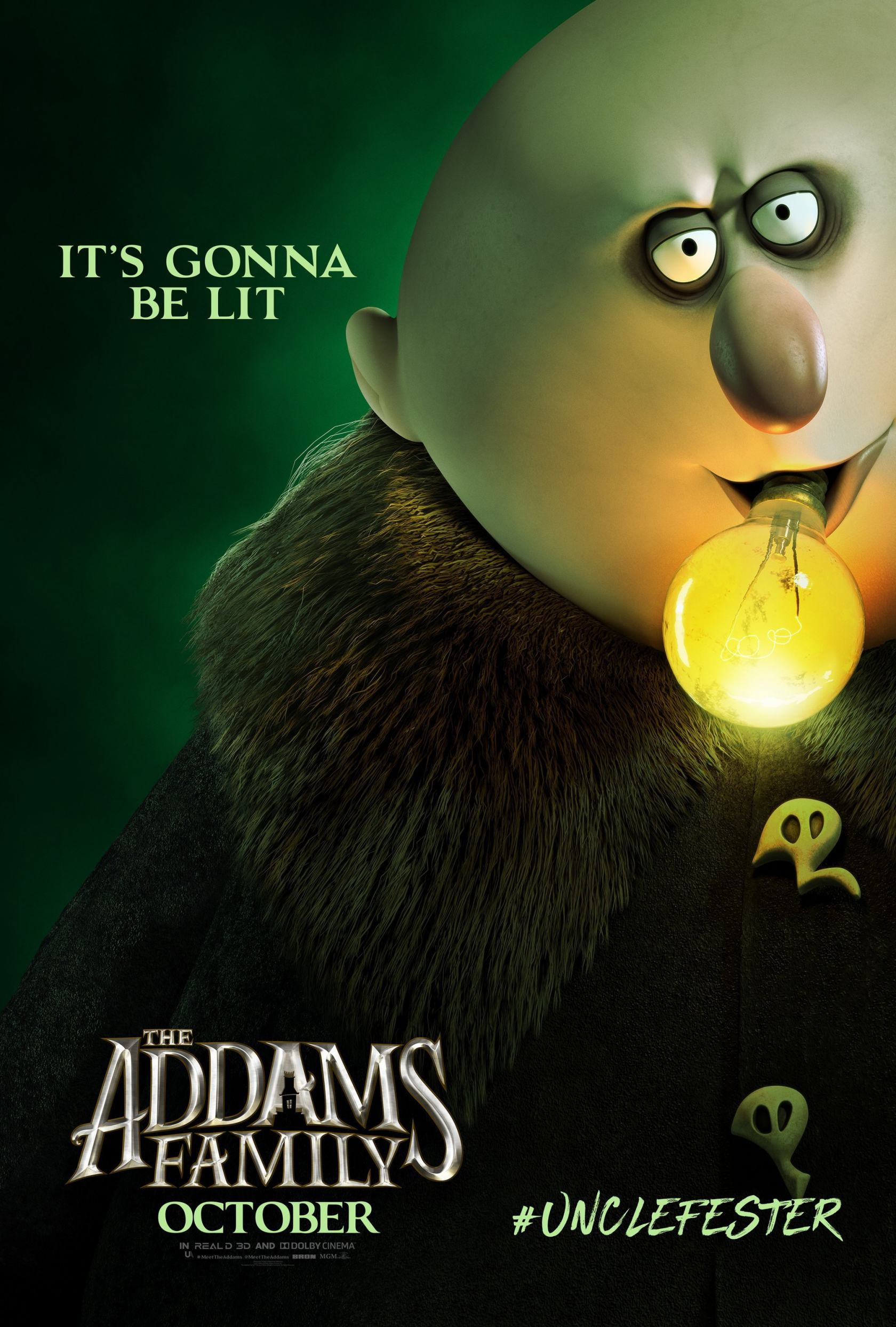 The Addams Family Poster #5