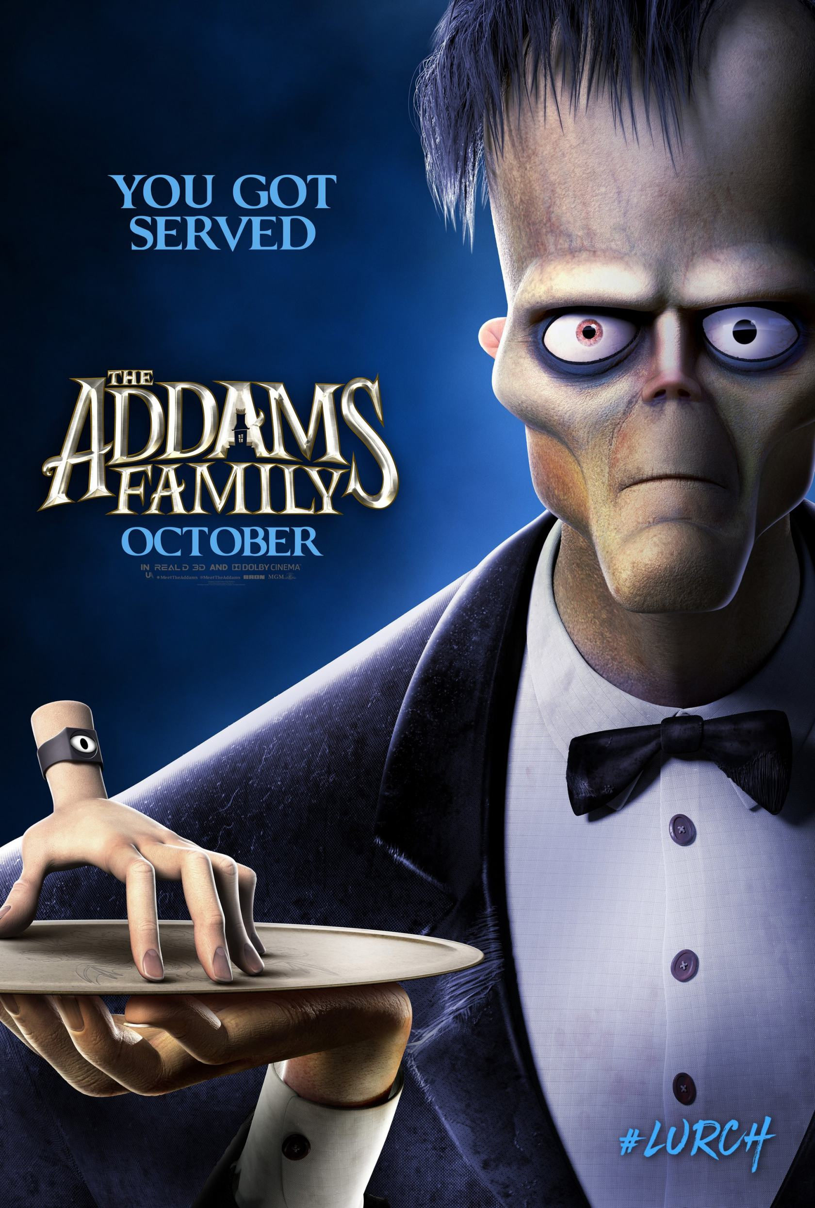 The Addams Family Poster #6