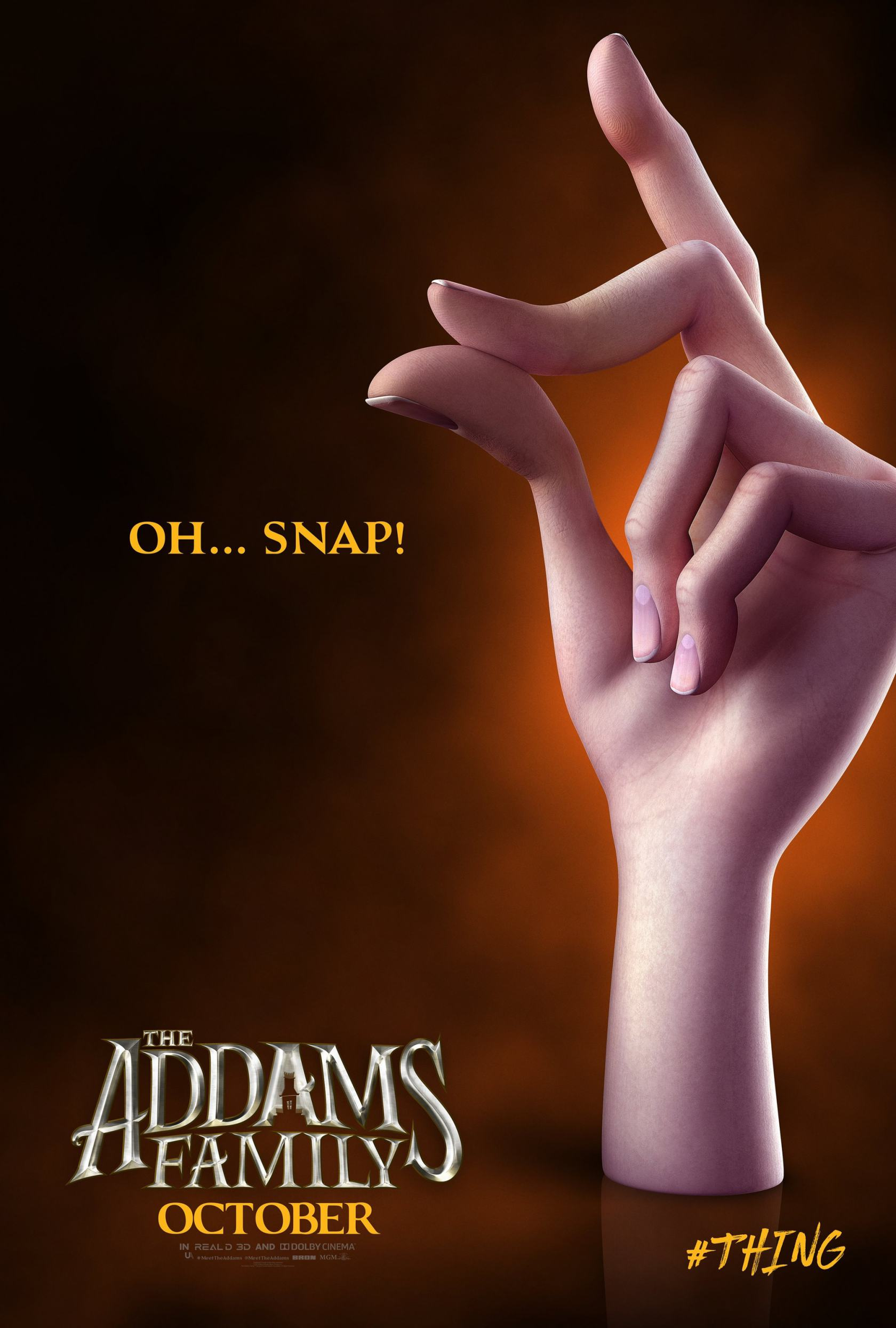 The Addams Family Poster #7