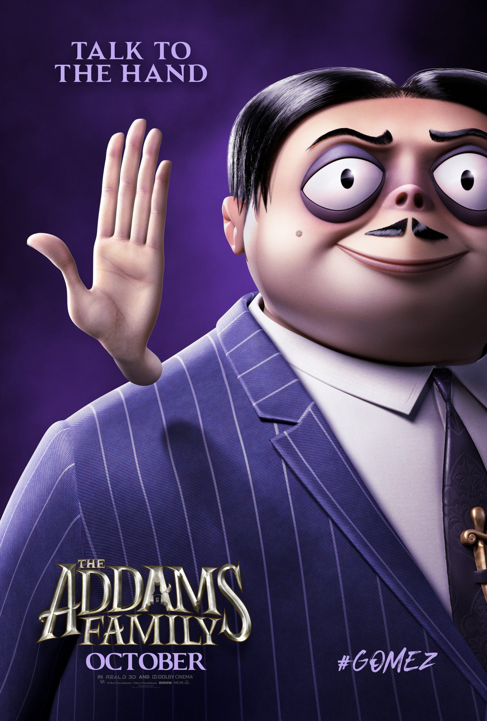 The Addams Family Poster #9