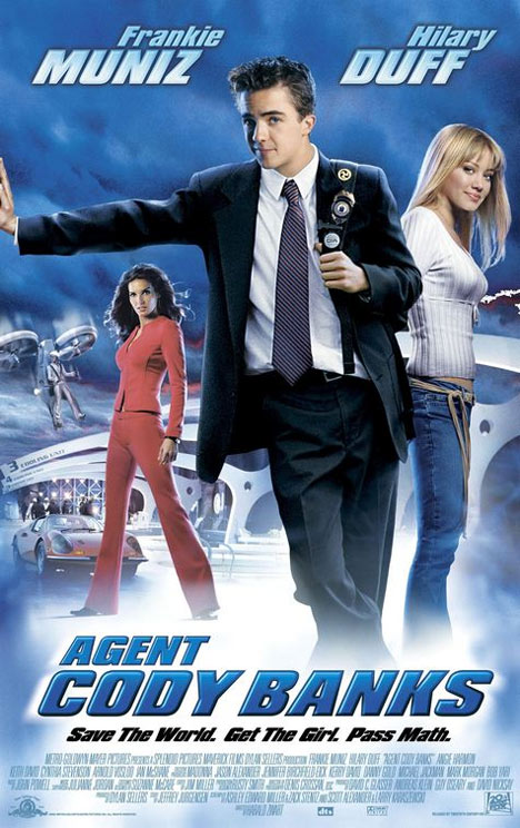 Agent Cody Banks Poster #1