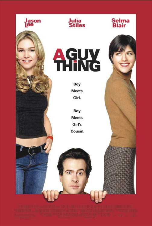 A Guy Thing Poster #1