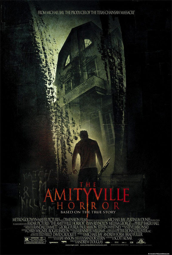 The Amityville Horror Poster #1