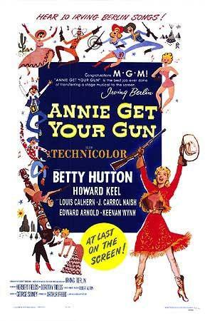 Annie Get Your Gun Poster #1