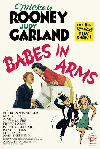 Babes in Arms Poster #1