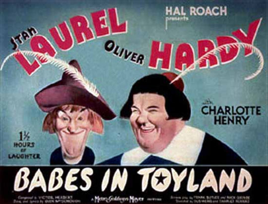 Babes in Toyland Poster #2
