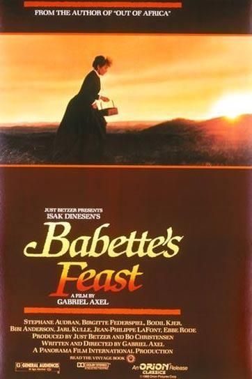 Babette's Feast Poster #1