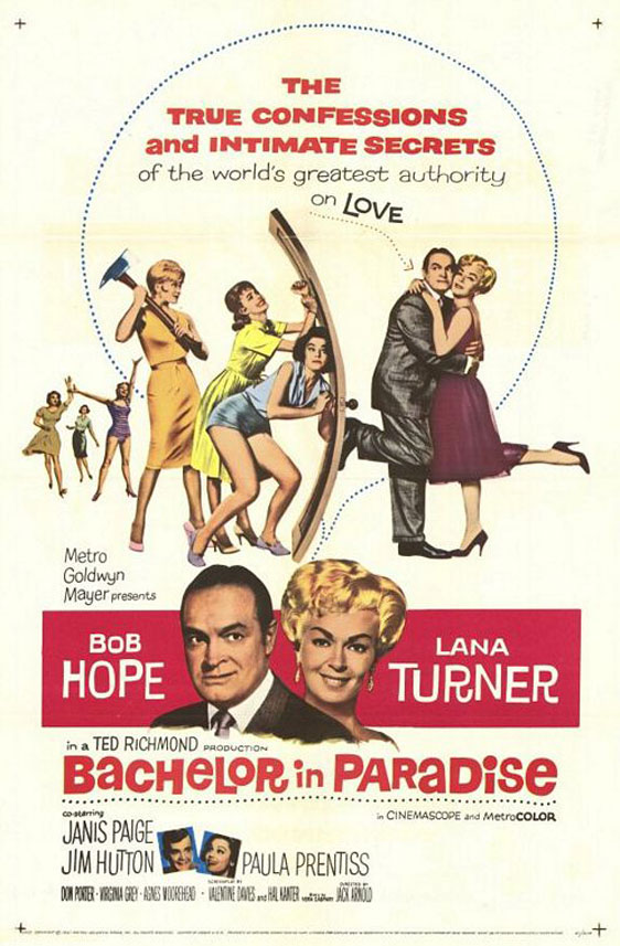Bachelor in Paradise Poster #1