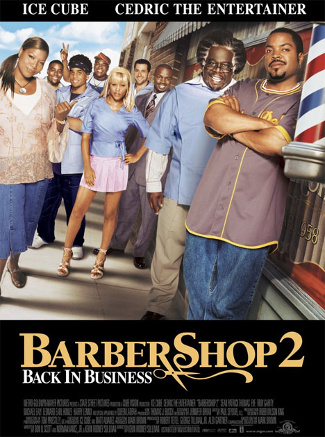 Barbershop 2: Back in Business Poster #1