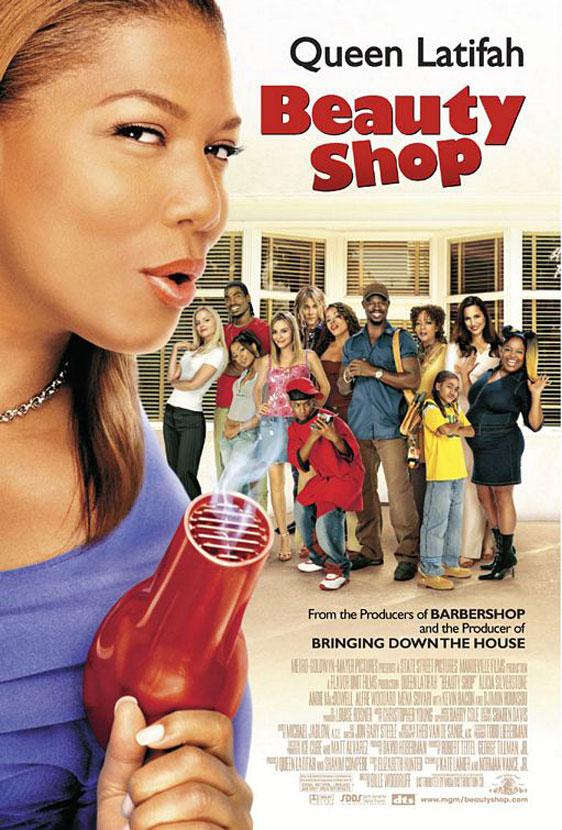 Beauty Shop Poster #1