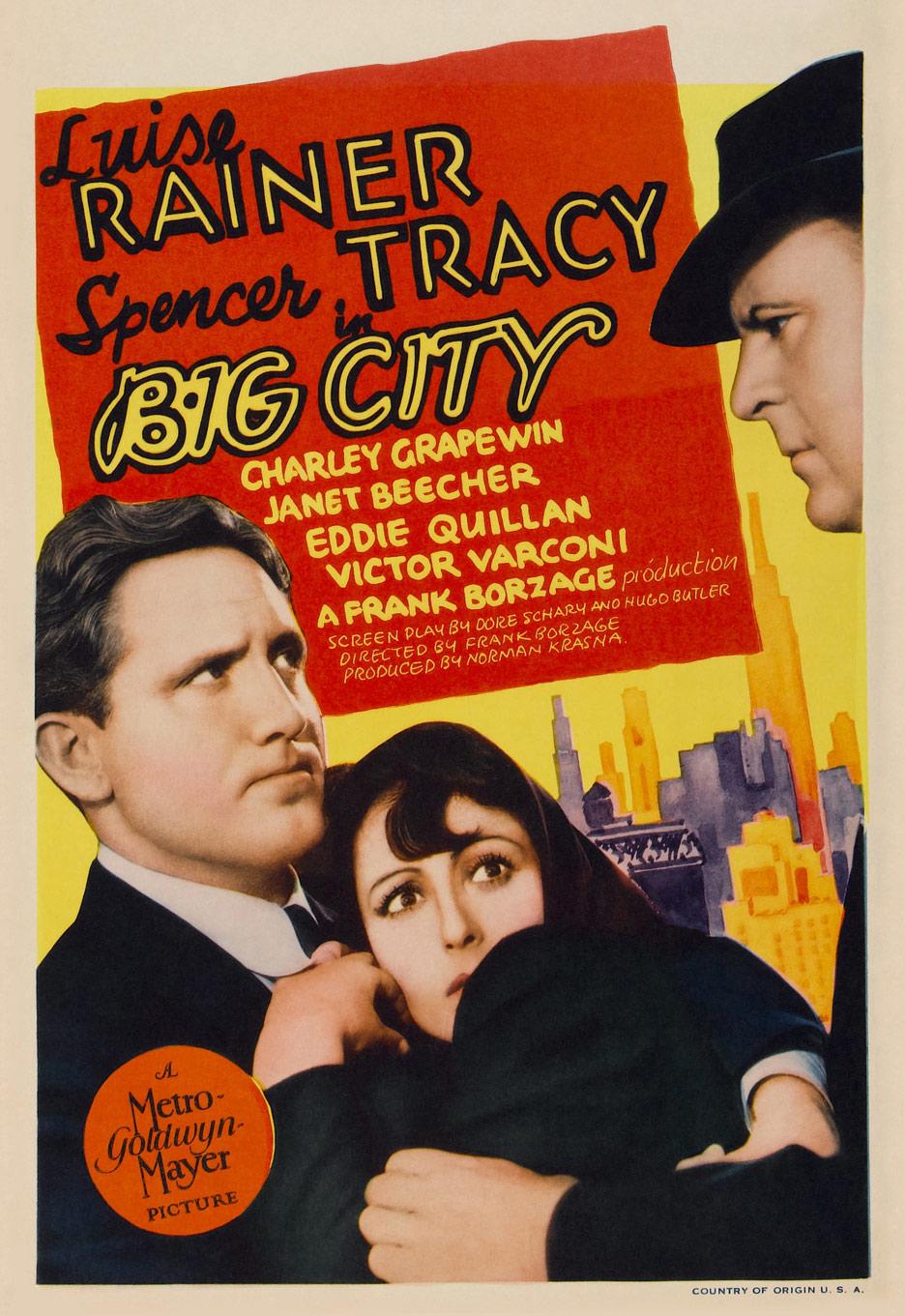 Big City Poster #1