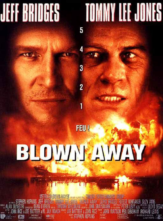 Blown Away Poster #2