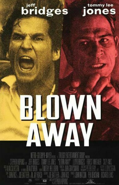 Blown Away Poster #1