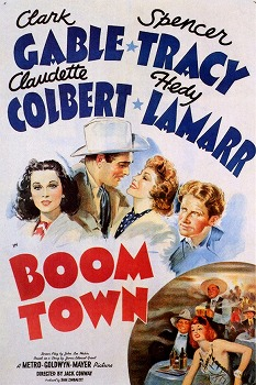 Boom Town Poster #1