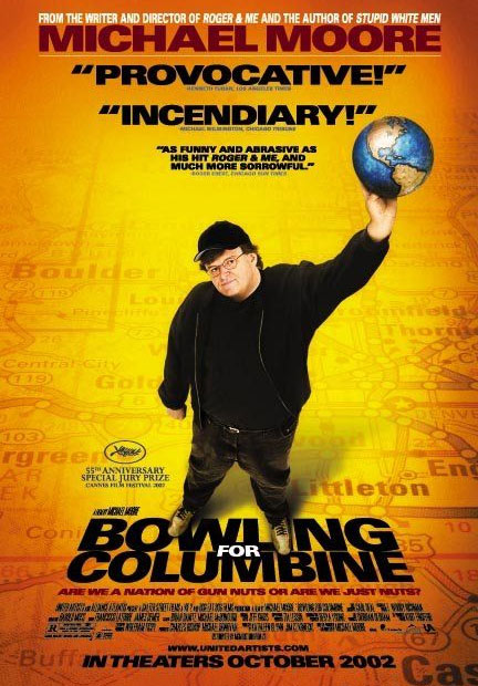 Bowling for Columbine Poster #1