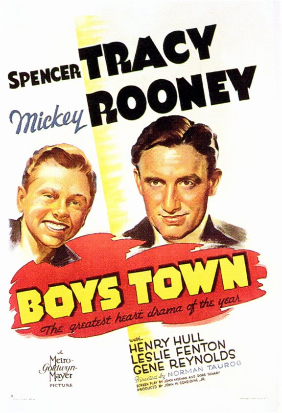 Boys Town Poster #1