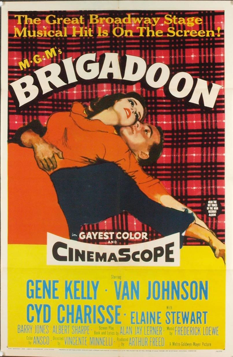 Brigadoon Poster #1