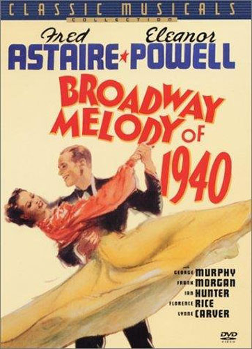 Broadway Melody of 1940 Poster #1