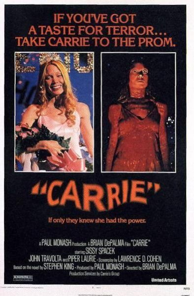 Carrie Poster #1