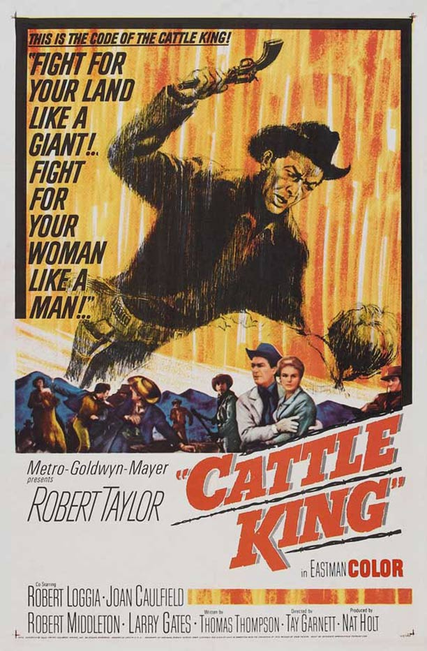 Cattle King Poster #1