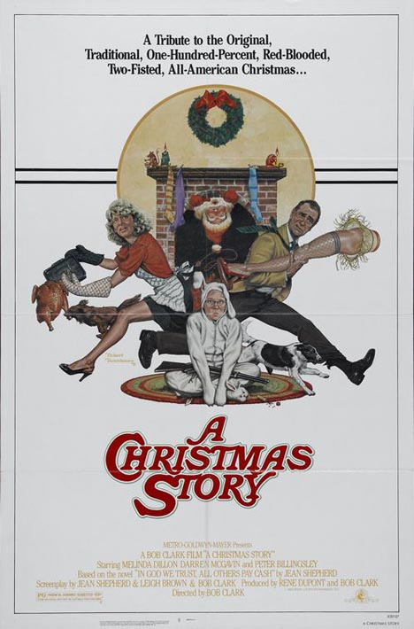 A Christmas Story Poster #1
