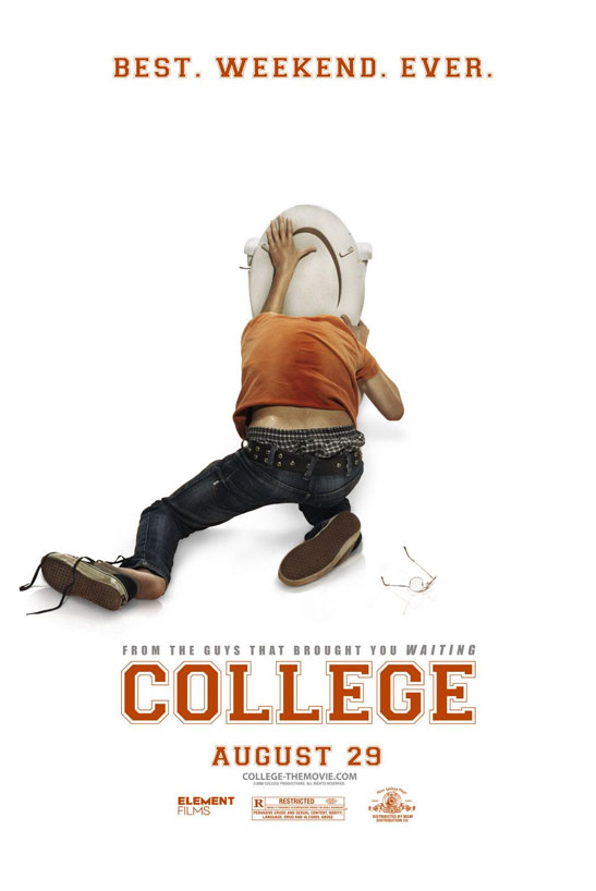 College Poster #1
